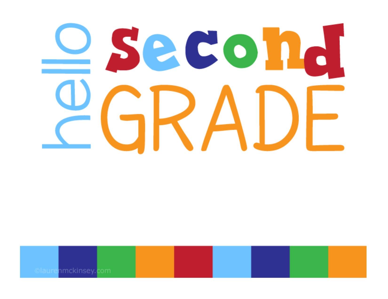 Image result for second grade